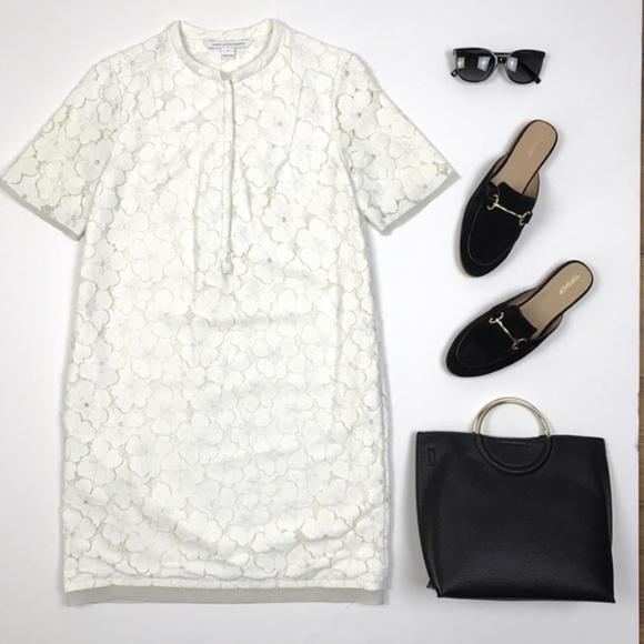 Diane Von Furstenberg Dresses & Skirts - Diane Von Furstenberg Warner Floral Lace Dress 2